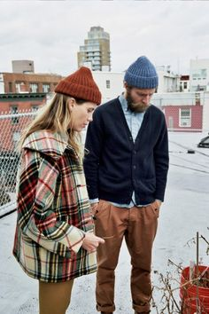 Jessica Barensfeld and Simon Howell, Photo by Brian Ferry