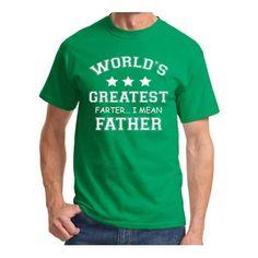Mens Fathers Funny Slogan T-Shirt
