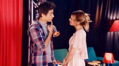 Violetta Outfits, Violetta And Leon, Moda Chic, Disney Shows, Best Series, Film, Stranger Things, Favorite Tv Shows, Relationship Goals