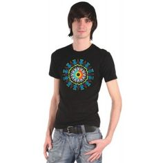 SHIVA-ON-TRANCE Funny Messages Tshirts for Mens in Black Color, buy it now at tantratshirts.com