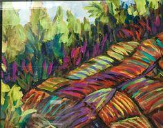 Rich Soil for colorful crop