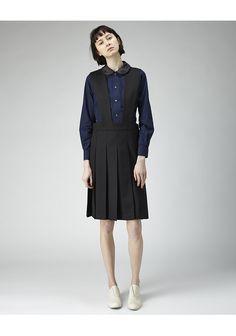Comme des Garçons Shirt / Overall Dress