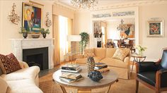 NYC sitting room