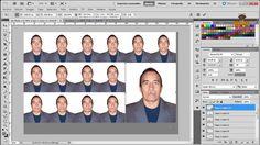 Hacer fotografía tamaño infantil en Photoshop