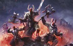 63 Best Hordes of Hell images in 2013 | Fantasy art, Art