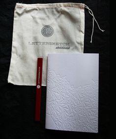 Beautiful hand made sketch books