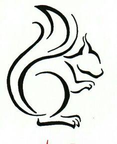 Squirrel Tattoo!!!