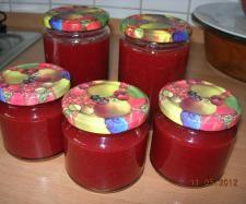 Erdbeer-Rhababer-Marmelade