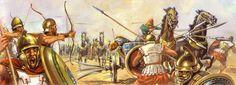 Battle of Gaugamela.