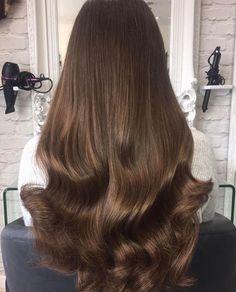 haarfarben haarfarben - All For Hair Color Trending Undercut Hairstyles, Pretty Hairstyles, Beautiful Long Hair, Gorgeous Hair, Short Dark Hair, Brown Hair Colors, Golden Brown Hair Color, Brunette Hair, Blonde Hair