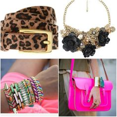 #StyleTip: Pick accessories that stand out. You'll love them as they'll add style and personality to the blandest outfit!