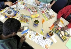Top 10 skills children learn from the arts (by Katherine Frey/The Washington Post)