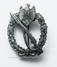 Infanterie-Sturmabzeichen (Infantry Assault Badge)