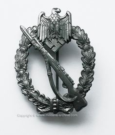 Infanterie-Sturmabzeichen (Infantry Assault Badge)