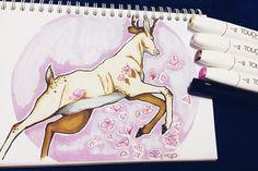 Oh, my dear deer