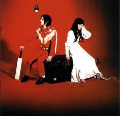 Carátulas de música Frontal de The White Stripes - Elephant. Portada cover Frontal de The White Stripes - Elephant The White Stripes, Seven Nation Army, Meg White, Jack White, Cool Album Covers, Music Covers, Pink Floyd, Nights Lyrics, Xl Recordings