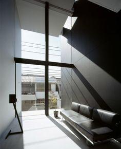 House in Showa-cho by Shintaro Fujiwara