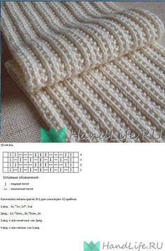 Knitting Stitches Baby Knitting Knitting Charts Knitting Patterns Tunisian Crochet Button Crafts Knitted Fabric Hobbies And Crafts Stitch Patterns Knitting Basics, Knitting Charts, Loom Knitting, Knitting Socks, Knitting Stitches, Baby Knitting, Knitting Machine, Vintage Knitting, Free Knitting