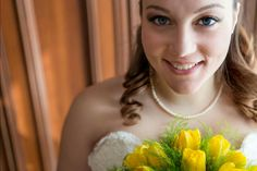 Portrait wedding Punti Focali yellow