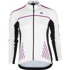 Giordana Silverline Jersey Long Sleeve Womens WhitePurple Black XS     For  more information c0488c4dc