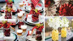 Leta du efter fina och roliga dekorationer till din kräftskiva? Här är 10 roliga idéer du enkelt kan fixa själv – från bordsplaceringar till servering... Arabian Food, Table Settings, Table Decorations, Party, Home Decor, French, Drink, Google, Events