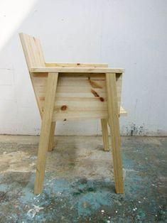 Wooden Chair - Fredrik Paulsen