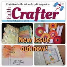 This issue is filled with articles and craft tutorials about Easter,Joy and Journaling. Read about the Easter tree, why we put sticks in a wase and decorate it with egg shells and feathers. To color the eggs is a fun activity,cheep materials (veggies) and why not bake a cake from all the emptied eggs. Get inspired and create your own smash or junk journal.