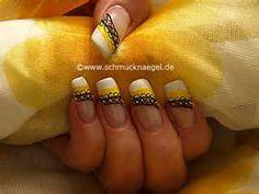 Nautical navy, gold , white nails