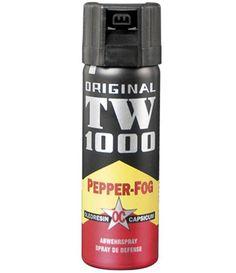 Pfeffer Spray, TW1000 PFEFFER-FOG STANDARD 63 ML AG / mehr Infos auf: www.Guntia-Militaria-Shop.de