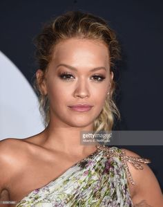 Singer/actress Rita Ora attends the premiere of Universal Pictures' 'Fifty Shades Darker' at The Theatre at Ace Hotel on February 2, 2017 in Los Angeles, California.
