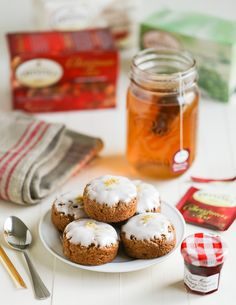 Tea Time Mason Jars