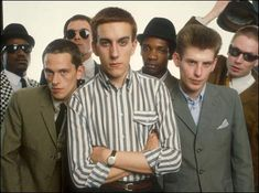 """"""" Released in 1979 on Jerry Dammers' label, the album is seen by some as the defining moment in the UK ska scene. Produced by Elvis . Ska Music, Music Film, Terry Hall, Protest Songs, Rude Boy, Skinhead, Bbc Radio, Post Punk, Vespas"""