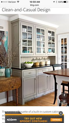 21 Dining Room Built In Cabinets And Storage Design Decor