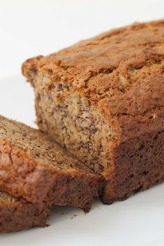 Weight Watcher 1 Point Banana Bread--Flex Points | Boy Meets Bowl