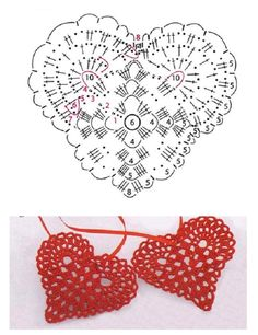 Crochet Edging Patterns, Lace Patterns, Crochet Motif, Diy Crochet, Crochet Doilies, Crochet Flowers, Thread Crochet, Filet Crochet, Crochet Christmas Gifts