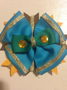 Brave Hair Bow! Made by Nayla