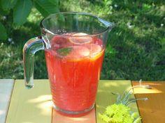3+1 nyári hűsítő - eperlimonádé