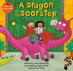 A Dragon on the Doorstep $6.99 paperback    Currently one of Alexander's favorite books.  Purchase any books, puppets, puzzles, or other items using the link below and 100% will go towards Alexander's education expenses, starting with preschool.    http://babyalex.barefootbooks.com?bf_affiliate_code=000-0ect
