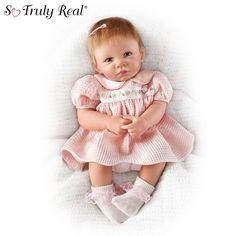Ashton Drake.....Little Rose Petal