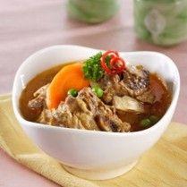 IGA SAPI KUAH TOMAT http://www.sajiansedap.com/mobile/detail/14295/iga-sapi-kuah-tomat