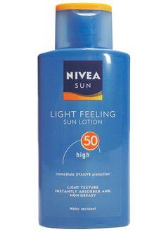 Nivea sun lotion #bcbgeneration