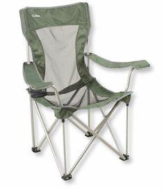 Bean's Camp Chair: Chairs   Free Shipping at L.L.Bean