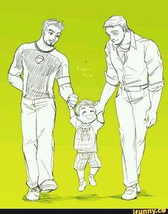 #stony, #superfamily, #avengers