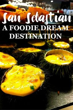 Planning a trip to Spain? I recommend eating San Sebastian food 100%. It is one of the world's top culinary destinations and a foodie's dream.
