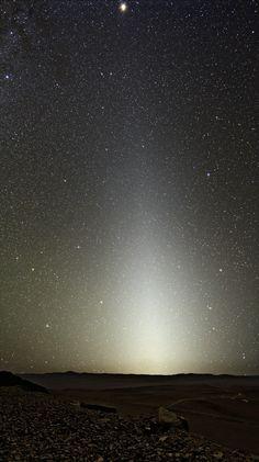 zodiacal light - Google Search