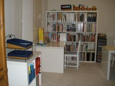 Homeschool room