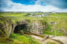 Smoo Cave, #Scotland