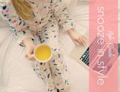 It's time to update those PJs!