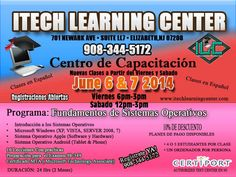 Computer Classes to Start on June 6th and 7th – Next computer class june 6th and 7th #clasesdecomputadoras #computerclass #mtacertification