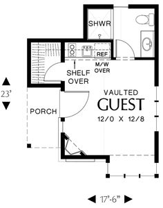 1000 images about cabin on pinterest small house plans tiny house plans and tiny house - Bedroom house plans optimum choice ...
